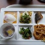 アパホテル - ビュッフェ朝食です