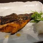 季節料理 学 - 鮭アップ!