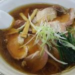 46663224 - チャーシュー麺