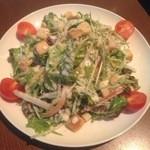 MAGIC TOKYO O - Oオリジナルのサラダ。