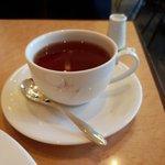 46663749 - 紅茶。カップも可愛い