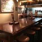 タヴェルナ・イル・ヴィアーレ - 大テーブルでパーティーいかがですか⁉︎