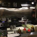まんてん - 厨房