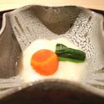 弧玖 - 白味噌の先付