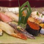 亀喜寿司 - 親方おまかせにぎりコース  5,250円