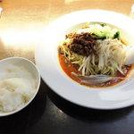 陳建一の担々麺 - 汁なし担々麺