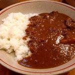キッチン・オバサン - おばさんのカレー890円