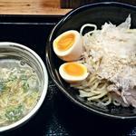46666547 - 【味玉鶏つけ麺 大】¥930