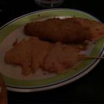 三 - 根しょうが、白身魚