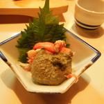 46667892 - 福井産ズワイガニのカニ味噌