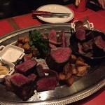 46669141 - 肉4種