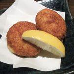旬魚季菜 とと桜 - カニみそコロッケ