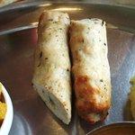 クマリ レストラン - 鶏のインド風つくね