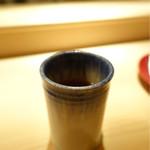 麻布 かどわき - 入番茶