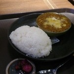 46670657 - ネパールチキンカレー定食