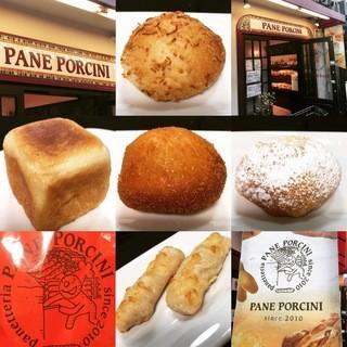 パネ・ポルチーニ - ☆【PANE PORCINI】さん…行列のパン屋さん(≧▽≦)/~♡☆
