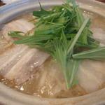 瑛翔楼 - 砂鍋白肉