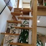 ポタージュ - 階段のちぐはぐがちょっとおっかなびっくり可愛い