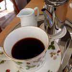 46675098 - ポット出しのコーヒー(税込550円)