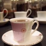 CAFE FACON - 新麦ブレンド、三越銀座店での催事にて