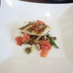パスタレジェッロ - ランチお魚チョイス