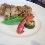パスタレジェッロ - ランチお肉チョイス