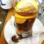 近松 - ホットレモン