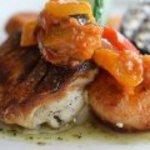 ビストロやま - 料理写真:鮮魚のソテー