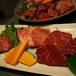 大邱家 - 肉質重視のお肉