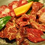 大邱家 - ボリューム重視のお肉
