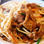 台湾料理 風味楼 - 料理写真:ニラレバー