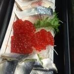 金寿司 - シメサバなど