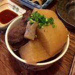 榮ちゃん - 牛煮込み