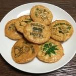 日光金谷ホテル ギフトショップ - 金谷ホテル オリジナル煎餅