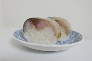 東寿司 - 鯖寿司