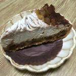 タルトアンドケーキ アリアド - マロンティラミス ¥350