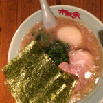 麺家 市政 - 料理写真:醤油ラーメン