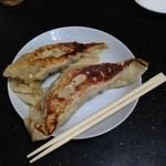 福来軒 - 料理写真:割りばしは比較用。