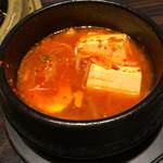 46690236 - 豆腐チゲ