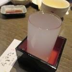 46690501 - 桜花吟醸酒さくらにごり 出羽桜