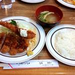 宝亭 - 日替り定食B