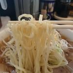 喜多方ラーメン 坂内 小法師  - 2015年12月 ねぎ焼豚ラーメン 1040円