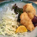 魚花 - 鱧とボラ