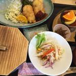 魚花 - 和ごみ