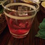 CAFE&BAR DALL - たんたかたんの梅酒