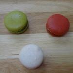 コンフィチュール&マカロン - 料理写真:玉露&スイートポテト&バニラ