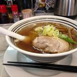 46695250 - 秋刀魚だしラーメン(醤油)