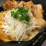 麺屋 白虎 - 富士山盛り味噌ラーメン