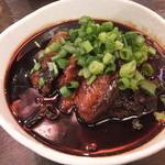 46696853 - 鰻と豆腐の煮込み(2016年1月)