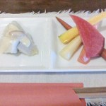 玄 - 前菜2種